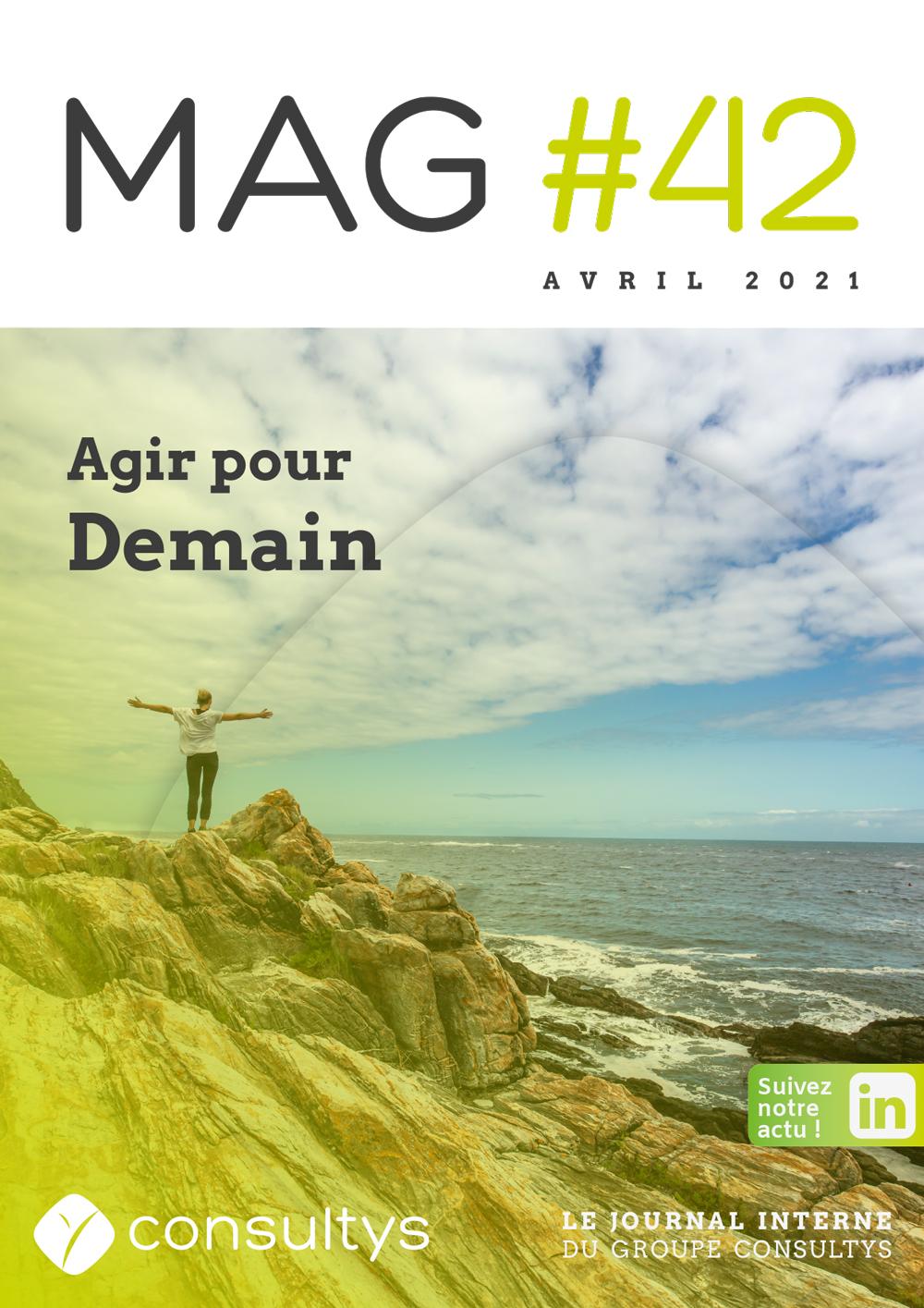 MAG#42 : April 2021